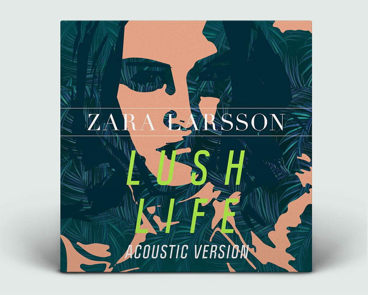 Zara poster design - Next Project